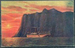 Norway Spitsbergen Nordkap Postcard. M & Co Nr 152 - Norway