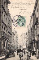 643 - Cpa 08  Sedan - La Rue Carnot - Unclassified