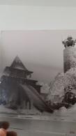 PLAQUE DE VERRE PARIS EXPOSITION COLONIALE 1931 MADAGASCAR  FORMAT 23.50 X 18 CM - Glass Slides