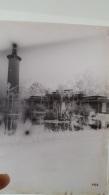 PLAQUE DE VERRE PARIS EXPOSITION COLONIALE 1931 GUADELOUPE  FORMAT 23.50 X 18 CM - Glass Slides