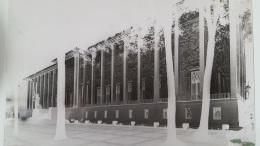 PLAQUE DE VERRE PARIS EXPOSITION COLONIALE 1931  FORMAT 23.50 X 18 CM - Glass Slides
