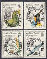 FALKLAND ISLANDS DEPENDENCIES Michel 138/41  Very Fine Used - Falkland