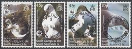 FALKLAND ISLANDS DEPENDENCIES Michel 357/60  Very Fine Used - Falkland