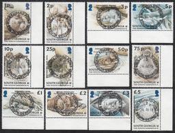 FALKLAND ISLANDS DEPENDENCIES Michel 390/01  Very Fine Used - Falkland