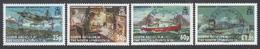 FALKLAND ISLANDS DEPENDENCIES Michel 429/32  Very Fine Used - Falkland