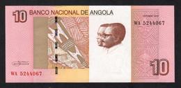 ANGOLA : 10 Kwanzas - 2012 - UNC - Angola