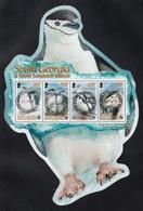 FALKLAND ISLANDS DEPENDENCIES Michel BLOCK 18  Very Fine Used - Falkland