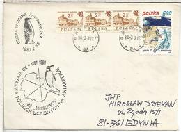 POLONIA ANTARTIDA BUQUE MS GARNUSZEWSKI SOUTH POLE  ANTARCTIC - Expediciones Antárticas