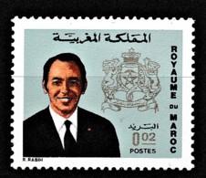 MAROC 1973 Y&T N° 656 N** - Marocco (1956-...)