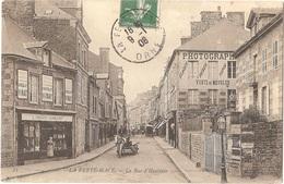 Dépt 61 - LA FERTÉ-MACÉ - La Rue D'Hautevie - Magasin L. Grégoire-Demourant - ND. Phot N° 23 - La Ferte Mace