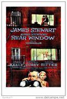 Affiche Du Film - Rear Window (1954) - Alfred Hitchcock  - POSTCARD RP (19) - Size: 15x10 Cm. Aprox. - Afiches En Tarjetas