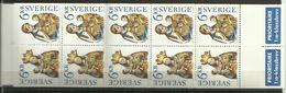 Sweden 1999 - Christmas, Booklet, MNH - 1981-..