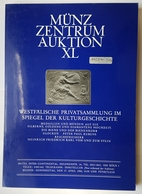 CATALOGUE - NUMISMATIQUE - EN ALLEMAND - MÜNZ ZENTRUM AUKTION XL - 1980 - Books & Software