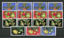 8903  POLYNESIE   Service 1/15**   Fruits    1977    TTB - Service