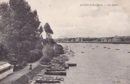 JUVISY SUR ORGE - Les Quais - Juvisy-sur-Orge
