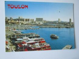 Toulon.  Le Port De Plaisance. JPR Azur T1 209 - Toulon
