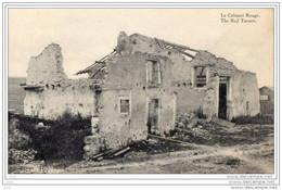 GUERRE 14/18 Villes Bombardées -Le Cabaret Rouge - Guerra 1914-18