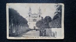 CPA Old Postcard - Arenzano - Chiesa Parrocchiale Del S.S. Titolari: S.S. Nazario E Celso - Genova (Genoa)