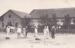 Asie > Chine  Tien-Tsin / Tientsin / Tianjin Mortier 14 Juillet 1908 - China