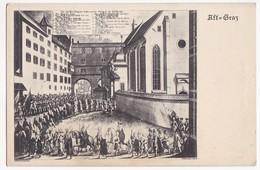 Old Postcard Ca. 1905-10  Austria Österreich Graz - Graz