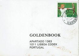Portugal , 1988 , Albufeira  Postmark , Olympic Games Seul 1988 , Archery - Poststempel (Marcophilie)