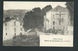CORSE ZONZA HOTEL DU TOURISME (Tomasi Ajaccio)    Xc32 - Otros Municipios
