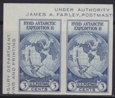 USA     .     Yvert  .      2  Stamps      .   (*)       .  No Gum   .    /    .     Pas De Gomme - Verenigde Staten