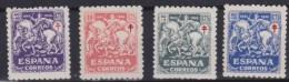 Espana    .     Yvert    .     744/747    .      **      .    MNH      .    /    .     Neuf  SANS  Charniere - 1931-Today: 2nd Rep - ... Juan Carlos I