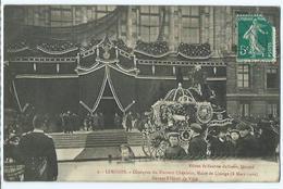 Limoges Obseques Du Docteur Chenieux Maire De Limoges - Limoges