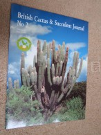 BRITISH CACTUS AND SUCCULENT JOURNAL Vol 17 Jun, Sep, Dec 1999 - Nature