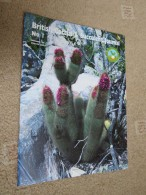 BRITISH CACTUS AND SUCCULENT JOURNAL Vol 20 Mar, Jun, Sep, Dec 2002 (All 4) - Nature