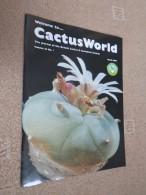 BRITISH CACTUS AND SUCCULENT JOURNAL Vol 24 Mar, Jun, Sep, Dec 2006 (All 4) - Nature
