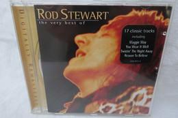 "CD ""Rod Stewart"" The Very Best Of Rod Stewart - Disco, Pop"