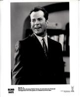 Bruce Willis Nella Parte Di Walter Davis Nel Film Appuntamento Al Buio. Blind Date Foto Originale Tri Star Pictures 1987 - Persone Identificate