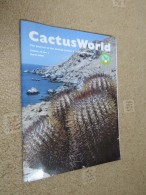 BRITISH CACTUS AND SUCCULENT JOURNAL Vol 26 Mar, Jun, Sep, Dec 2008 (All 4) - Nature