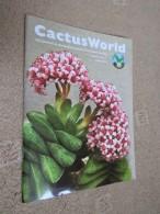 BRITISH CACTUS AND SUCCULENT JOURNAL Vol 28 Mar, Jun, Sep, Dec 2010 (All 4) - Nature