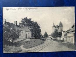 Waterloo/-Château Et Route De Mont-Saint-Jean - Waterloo