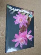 BRITISH CACTUS AND SUCCULENT JOURNAL Vol 29 Mar, Jun, Sep, Dec 2011 (All 4) - Nature