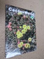 BRITISH CACTUS AND SUCCULENT JOURNAL Vol 30 Mar, Jun, Sep, Dec 2012 (All 4) - Nature