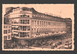 Liège - Grand Bazar De La Place St-Lambert, S.A. - Tram / Tramway - VW Coccinelle / Käfer / Beetle - Animation - 1951 - Luik
