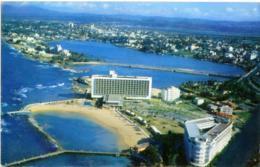 PUERTO RICO  SAN JUAN  Vista Aerea - Puerto Rico