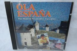 "CD ""The Madrid Pasodobles Ensemble"" Ola Espana - Musik & Instrumente"