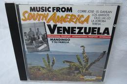 "CD ""Music From South America"" Venezuela - Musik & Instrumente"