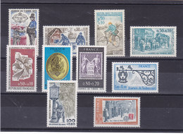 FRANCE 1970-1979  JOURNEE DU TIMBRE NEUF** MNH Cote : 6,60 Euros - France