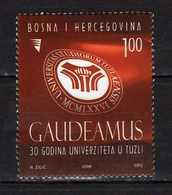 Bosnia And Herzegovina - 2006 The 30th Anniversary Of Tuzla University. MNH - Bosnie-Herzegovine