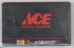ISRAEL ACE AUTO DEPOT 2 CARDS - Sonstige