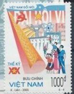 Vietnam Nobel Red Cross Croix Rouge Plane Avion  MNH - Prix Nobel