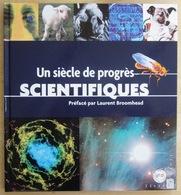 FRANCE               LE SIECLE AU FIL DU TIMBRE : LES PROGRES SCIENTIFIQUES - Timbres