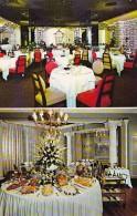 Mexico Monterrey Gran Hotel Ancira Dining Room & Buffet