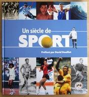 FRANCE               LE SIECLE AU FIL DU TIMBRE : LE SPORT - Autres Livres